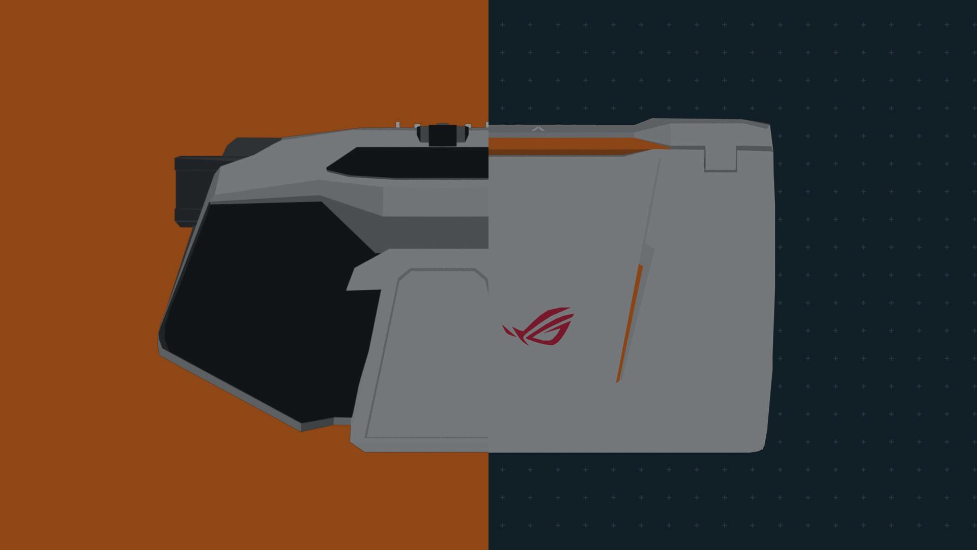 ASUS : ROG GX700